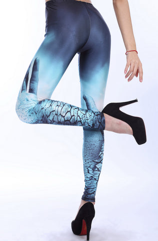 Leggings - Hand Pattern Leggings - Epic Leggings