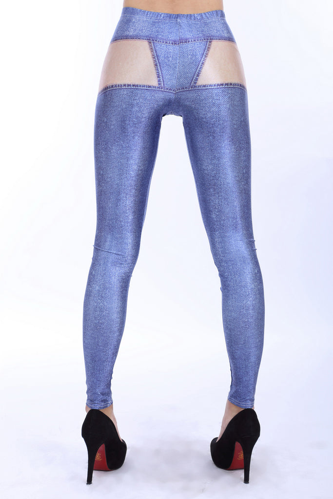 Leggings - Purple Seamless Casual Leggings - Epic Leggings