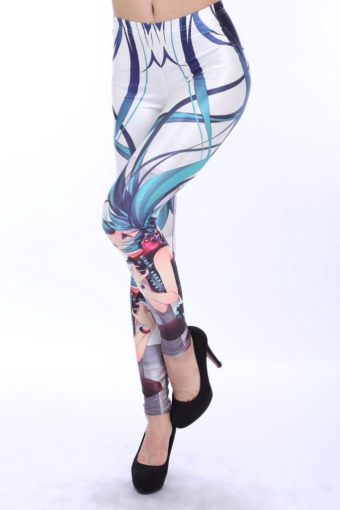 Leggings - Anime Leggings - Epic Leggings