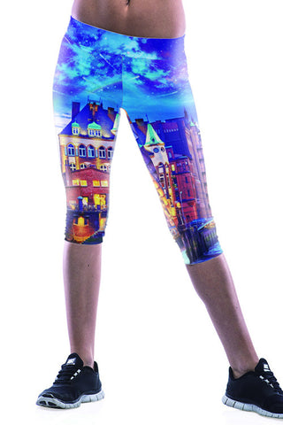Leggings - Amazing Galaxy Leggings - Epic Leggings