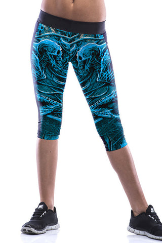 Leggings - Dinosaur Fossil Leggings - Epic Leggings