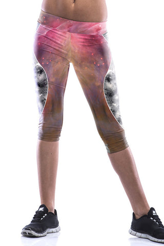 Splicing Galaxy Leggings