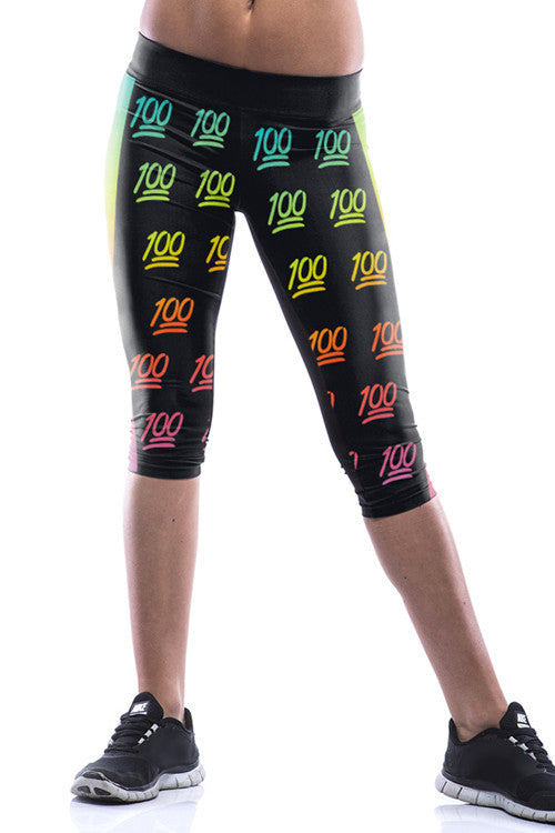 Leggings - Colorful Print Leggings - Epic Leggings