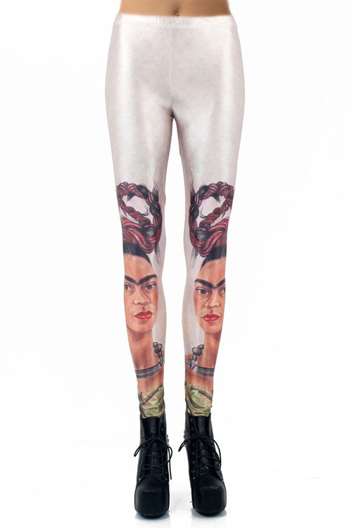 Leggings - Designed Digital Print Galaxy Pattern Sexy Stretch Leggings - Epic Leggings