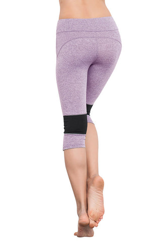 Purple Work Out Leggings