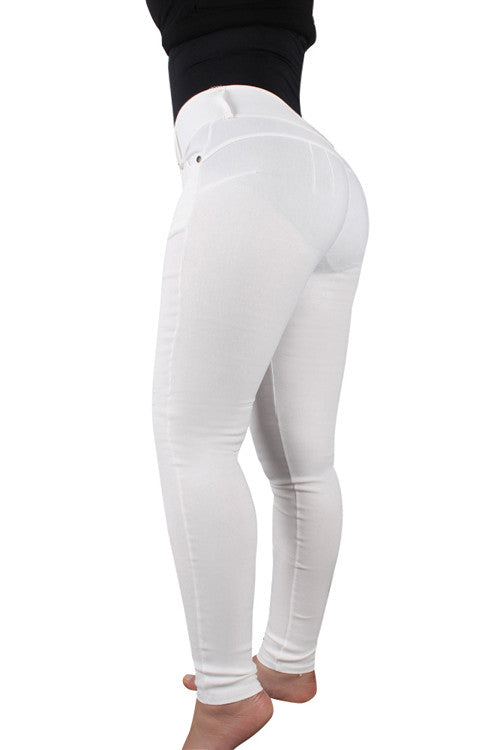 Womens White Jeans