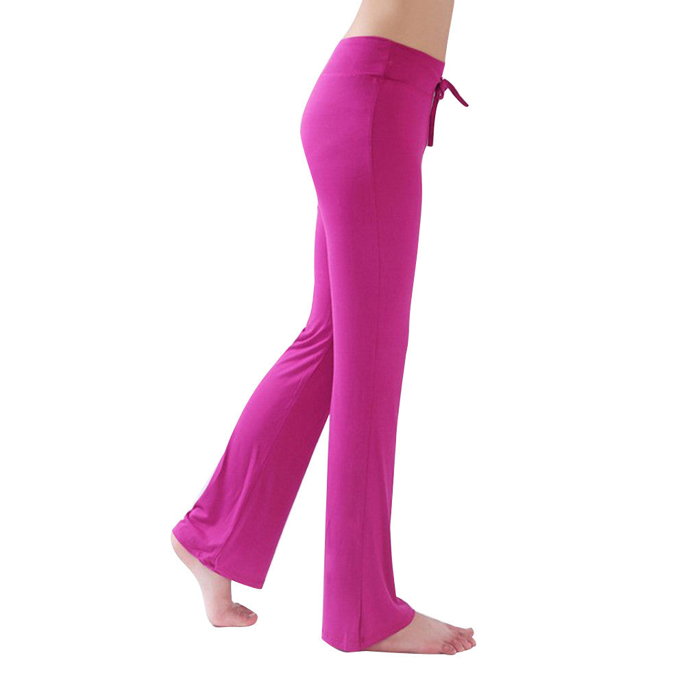 Leggings - Fashion Rose Red Yoga Leggings - Epic Leggings