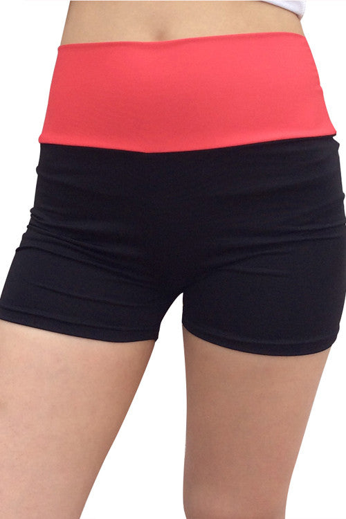 Slim Fitness Shorts