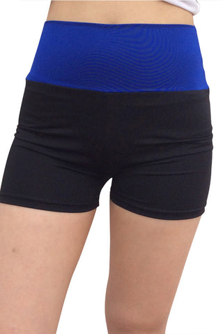 Leggings - Breathable Elastic Waist Shorts - Epic Leggings