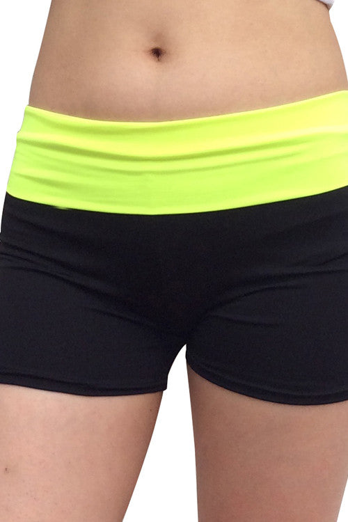 Fitness Jogging Shorts