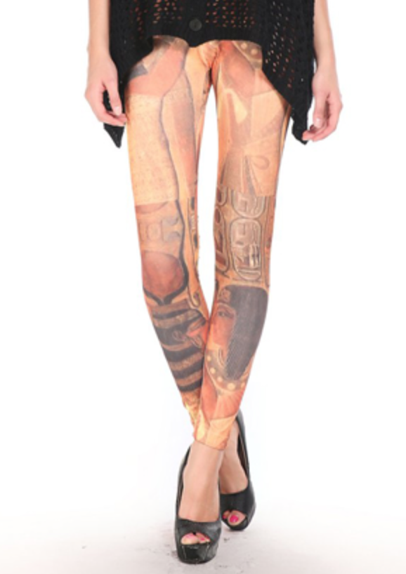 Leggings - Ashton Print Leggings - Epic Leggings