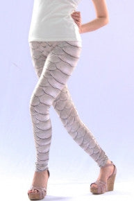 Snake Skin Galaxy Leggings
