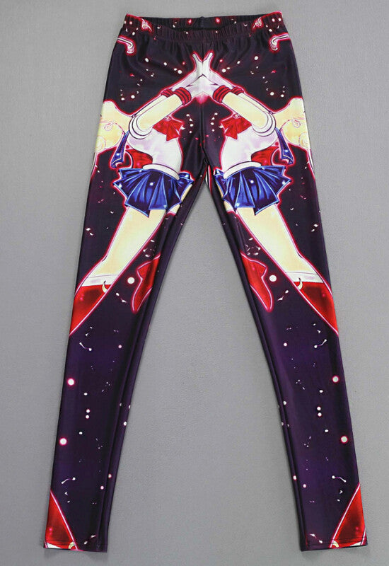 Leggings - Sailor Leggings - Epic Leggings