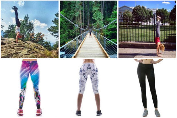 Leggings - Leggings Of The Month Club - 12 Month Subscription @ $15.99/Month + one pair free - Epic Leggings
