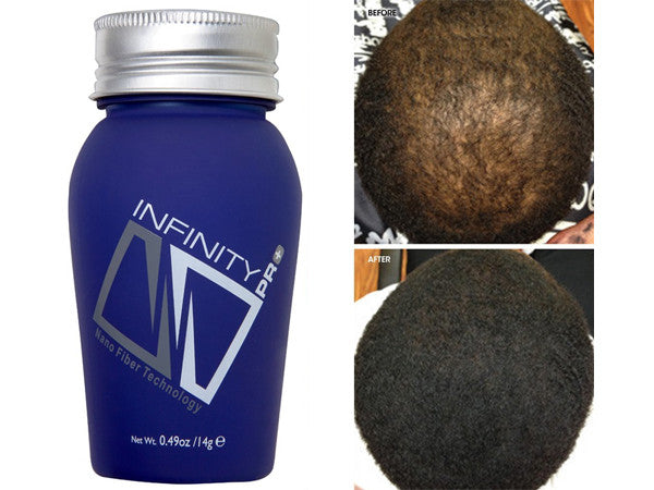 Easy Tips on How to Apply Infinity Hair Building Fibers