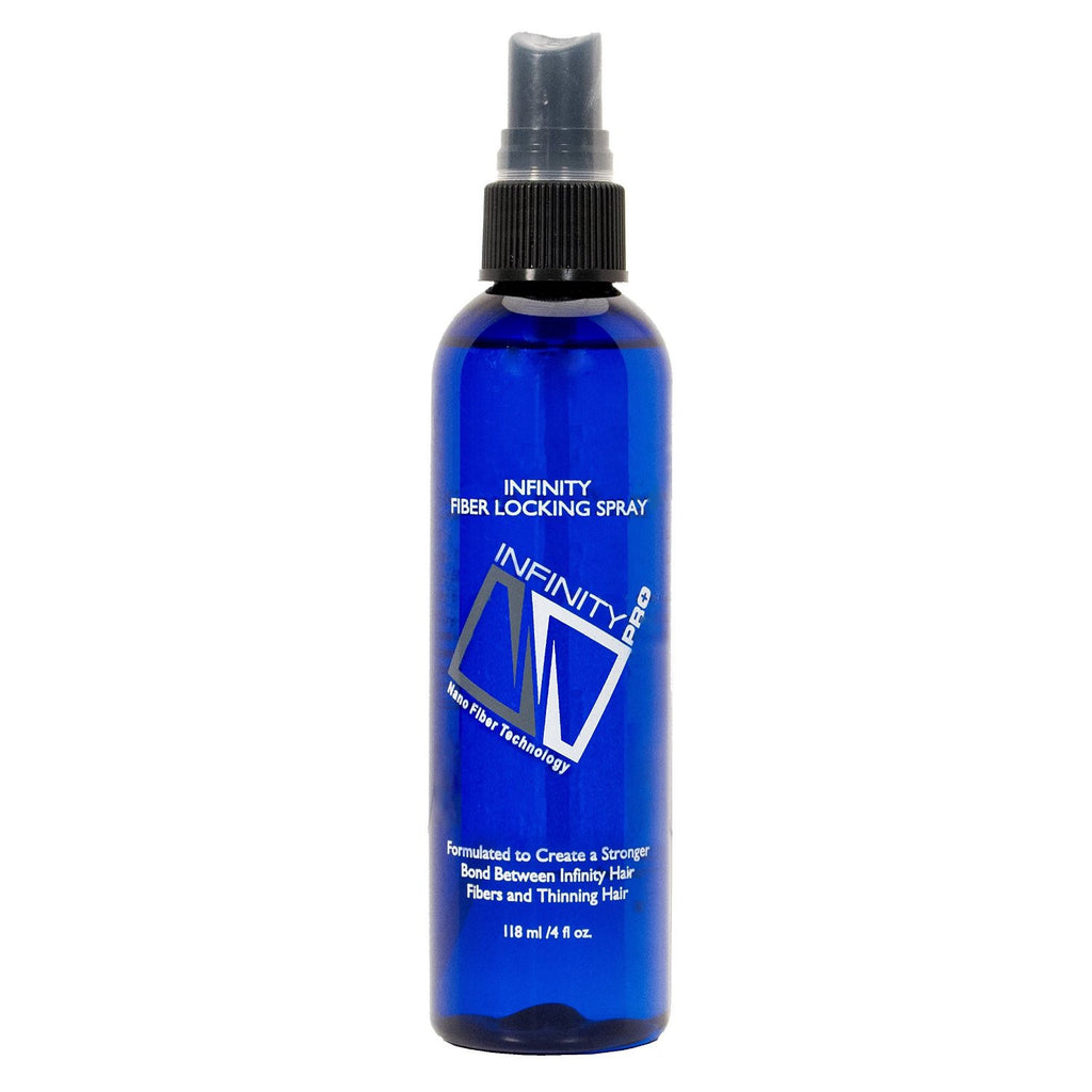 Hair Fiber Locking Hair Spray For Bonding Of Hair Fibers