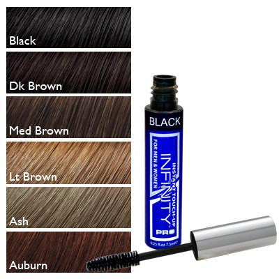 Infinity Instant Hair Color Touch Up  (Dark Brown)