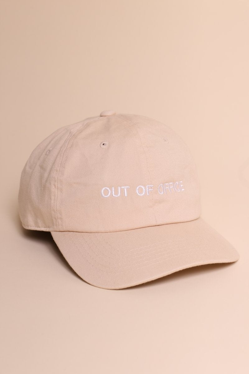 TRIPLE O DAD CAP