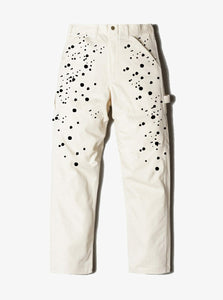 Splatter Pant - Natural/Black