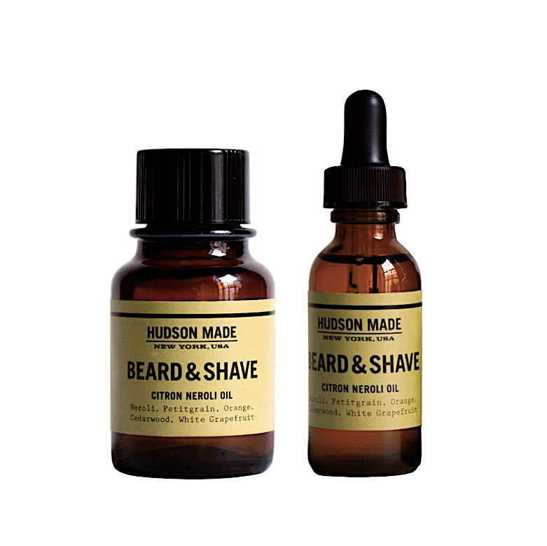 Citron Neroli Beard & Shave Oil