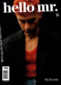 Hello Mr. Issue 10