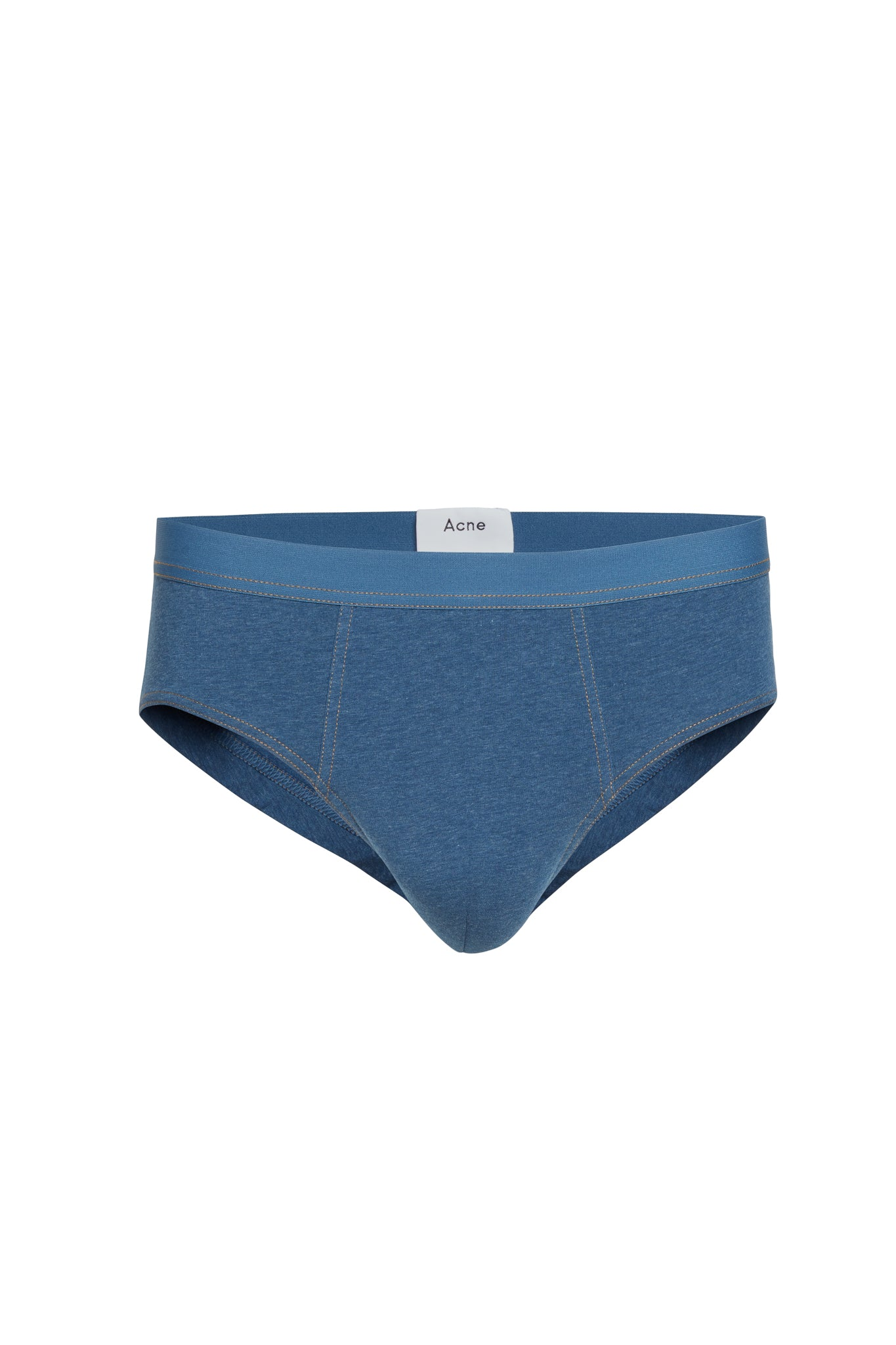 HARALD BRIEF - BLUE MELANGE