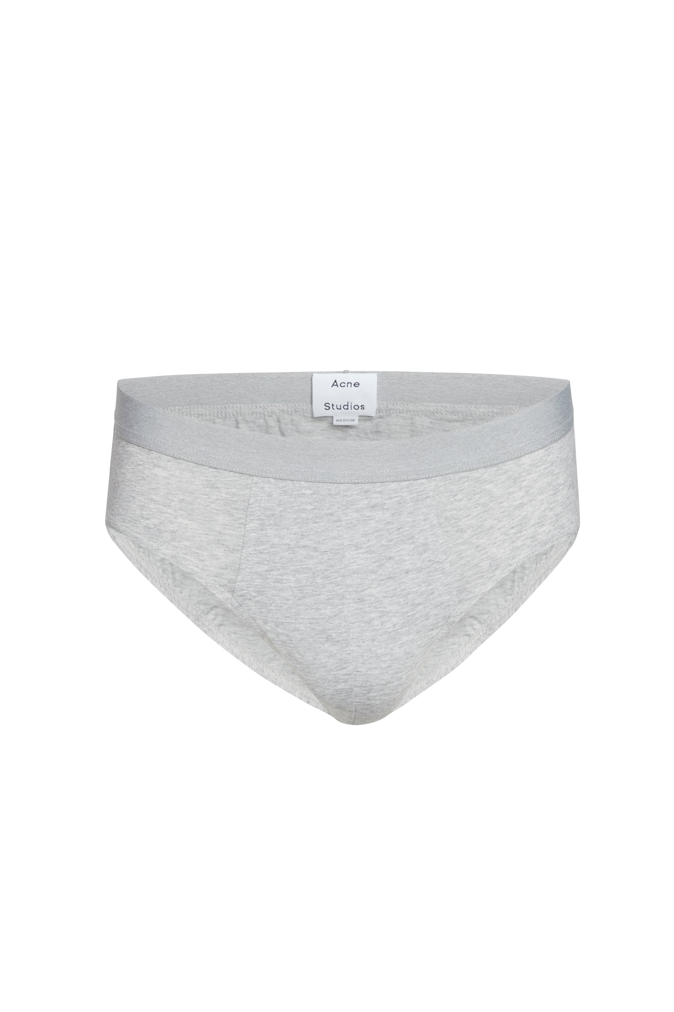 HARALD BRIEF - GREY MELANGE