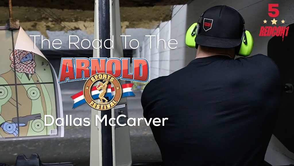 Road To The 2017 Arnold Classic - Dallas McCarver - Ep.5