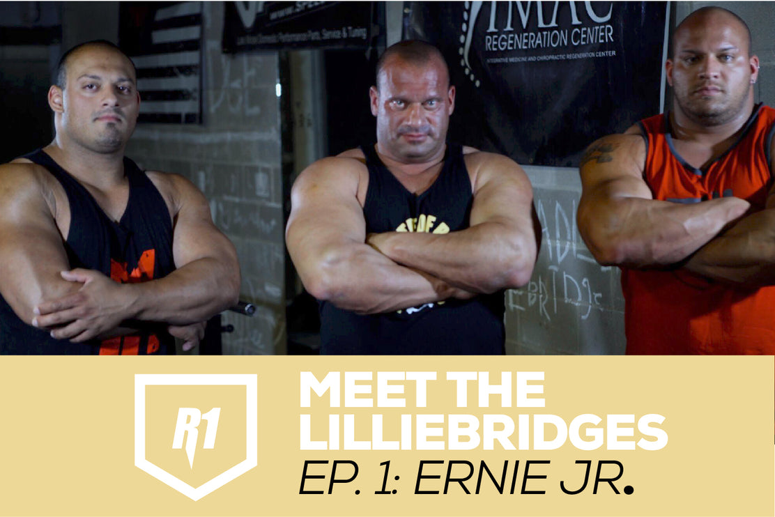 Meet the Lilliebridges- Ernie Jr.