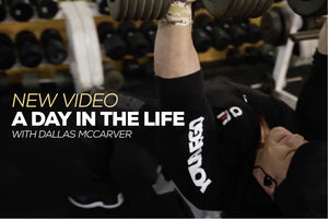 Dallas McCarver- A Day in the Life