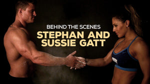 Behind the Scenes - Stephan and Sussie Gatt