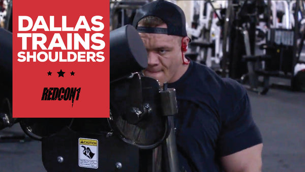 Dallas Trains Shoulders