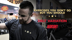 Exercises You Don't Do That You Should - Delt Variation