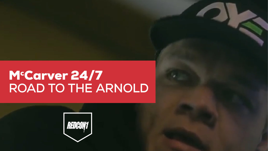 McCarver 24:7 Road to the Arnold