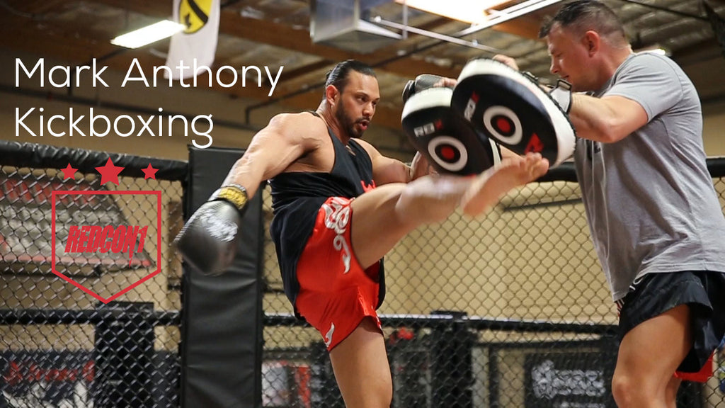 Mark Anthony - Kick Boxing