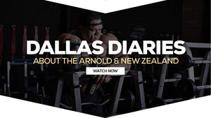 Redcon1 - Dallas McCarver Diary - New Zealand 3/08/17
