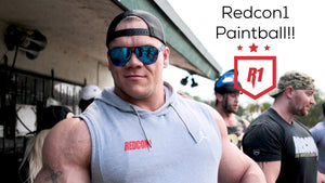 Redcon1 Paint-Balling!!