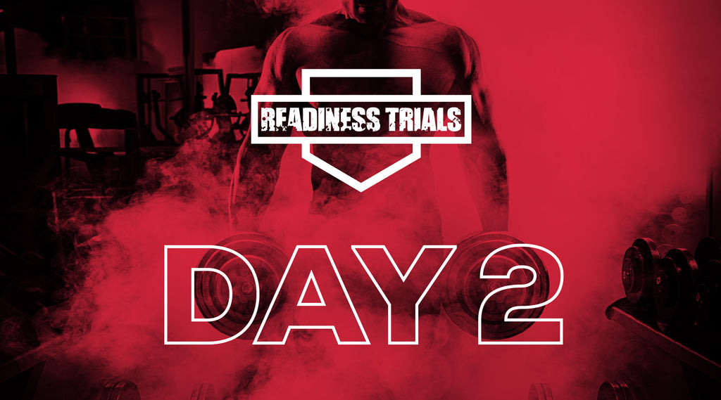 Readiness Trials Day 2