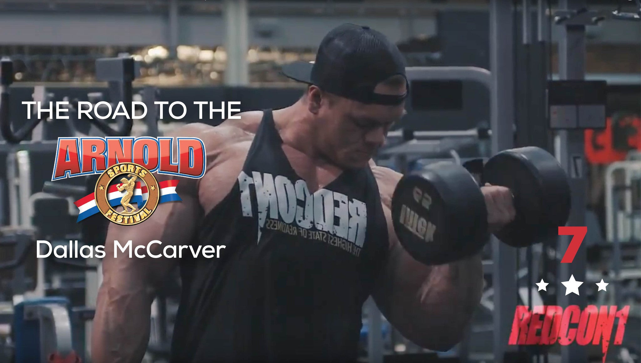 Road To The 2017 Arnold Classic – Ep.7