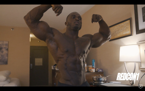 IFBB Pro Kenneth Owens prepares for glory in Classic Physique one day before the New York Pro