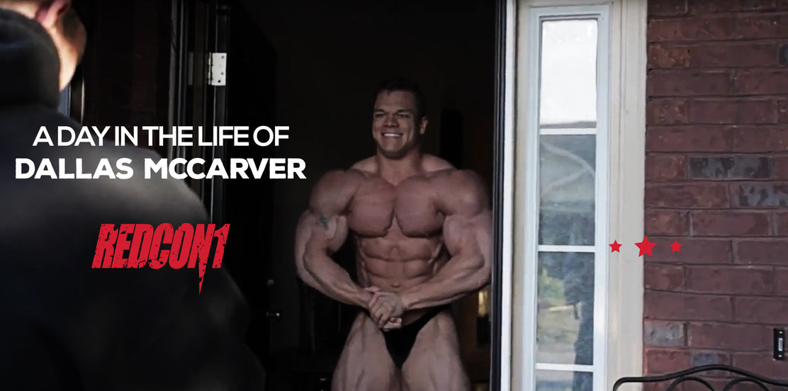 A Day in the Life With Dallas McCarver - Two weeks out of the Chicago Pro