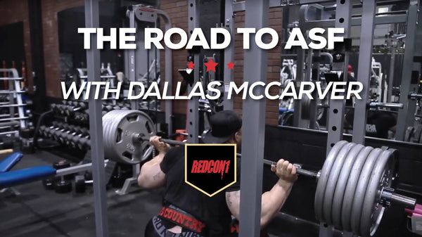 Dallas Road To The Arnold Classic - Ep.1