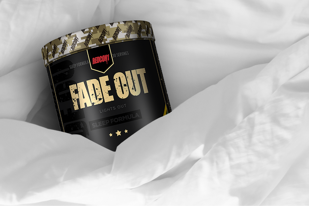 Redcon1's Fade Out Sleep Aid New Formula