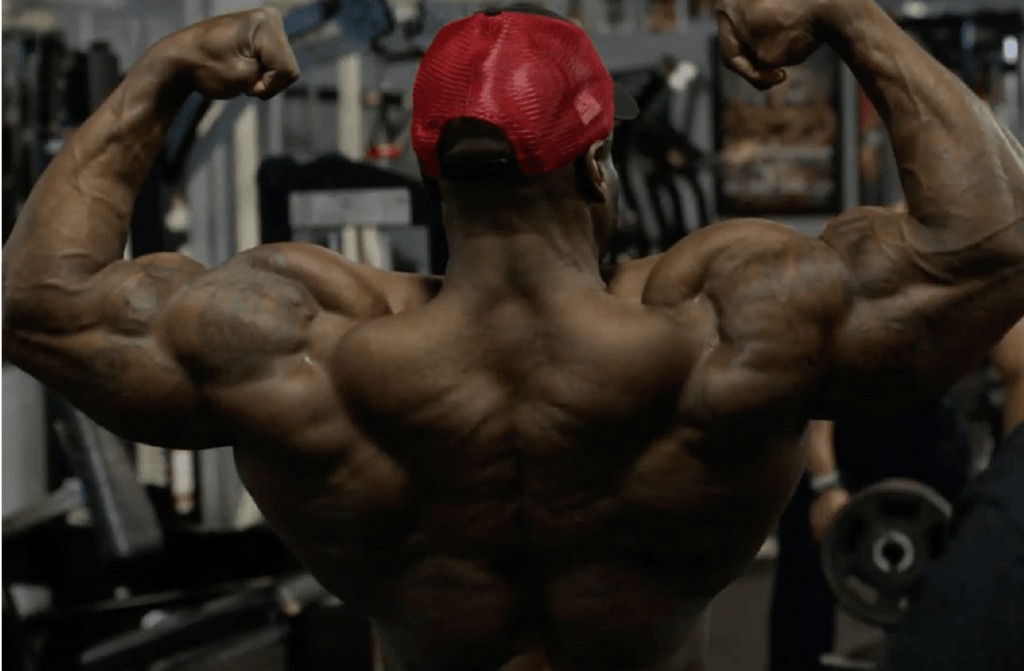 Road to Arnold: George Peterson Smashes Chest 2 Weeks Out from Arnold!