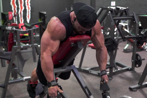 IFBB Pro Luke Sandoe's Ultimate Back Workout