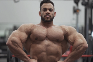 Heavy Chest Workout with IFBB Pro Durrah