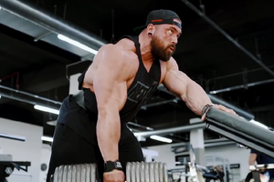 Luke Sandoe's Road to the Arnold Classic: Food Prep and Back Workout