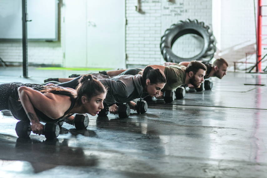 5 Benefits of the Group Fitness Class Workout