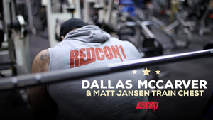 Dallas Mccarver & Matt Jasen Train Chest