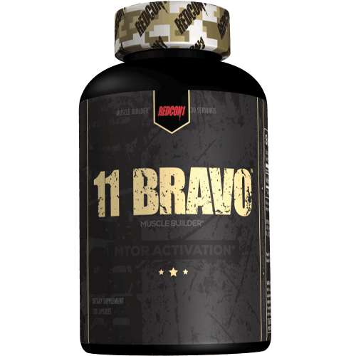 11 Bravo - Muscle Builder (30 Servings)